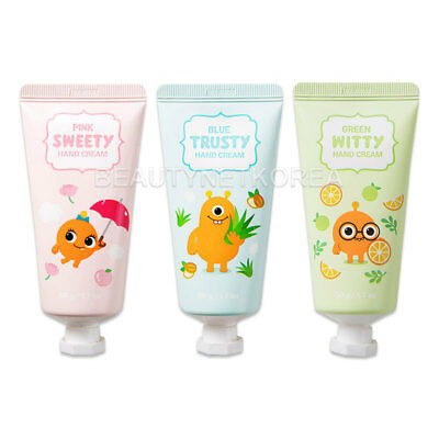 [PRRETI] Tmoni Hand Cream 50g 3 Types - BEST Korea Cosmetic