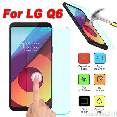 Ultra Thin HD Protective Tempered Glass Screen Protector For LG Vista 2 K8 K10