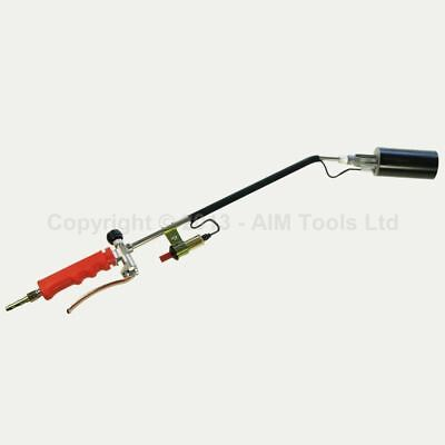 324155 Gas Torch Metal Heating Roofing Floor Work Soldering Welding Tool 700mm