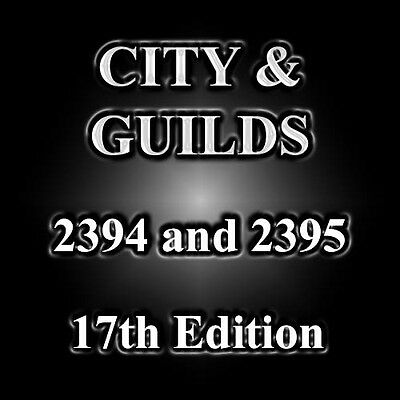 City And Guilds Inspection And Testing 2394 & 2395 Over 3000 Exam Questions