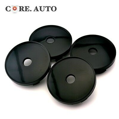 4× 60mm/ 56mm Wheel Center Caps Hub Covers For Alutec Wheel N23