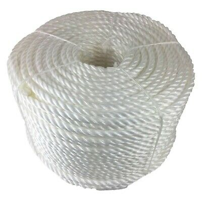 White Poly Rope Coils, Polyrope, Polypropylene,Polyprop,Agriculture, Tarpaulins