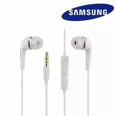 Genuine Samsung Handsfree InEar Stereo Headset - Earphones for GALAXY S5 S4 S3