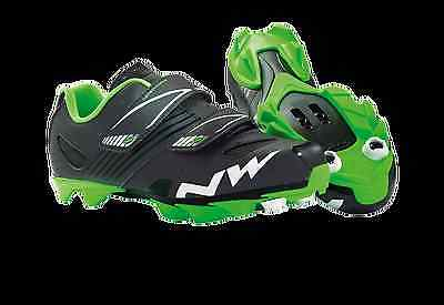 NORTHWAVE JUNIOR HAMMER SPD MTB / BMX SHOES size 38