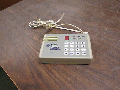 United Security Products Automatic Voice Dialer AVD-3P Used