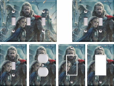 Thor 1 - Light Switch Covers Home Decor Outlet