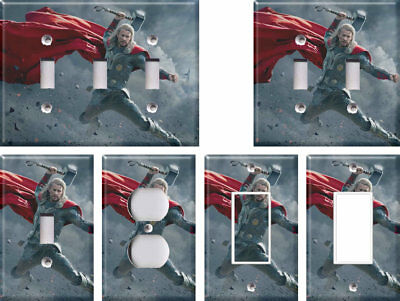 Thor 2 - Light Switch Covers Home Decor Outlet