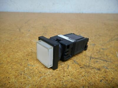 Fuji Electric DR22E3M AR9T511-M White Indicator Light Used With Warranty