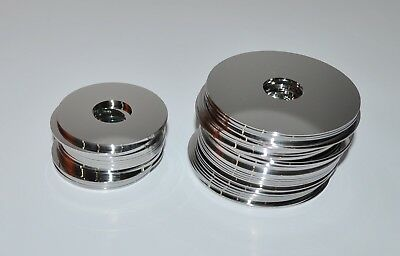75 Hard Drive Platters HDD 3 lbs 4oz, for scrap metal recovery or crafts pl