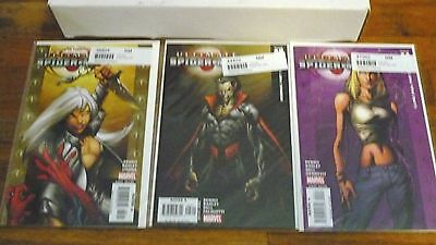 Ultimate Spider-man Lot of 3 Marvel comics NM #87, 95, & 99