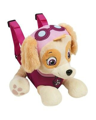 Mg-Pwp-8258D Paw Patrol Backpack Personaggi Peluches 45Cm Skye