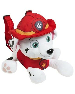Mg-Pwp-8258B Paw Patrol Backpack Personaggi Peluches 45Cm Marshal