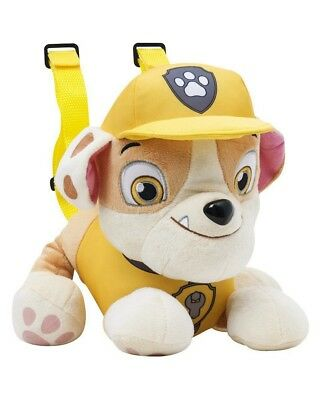 Mg-Pwp-8258C Paw Patrol Backpack Personaggi Peluches 45Cm  Rubber