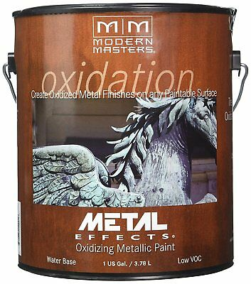 Modern Masters Oxidizing Copper Paint Gallon