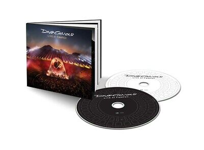 Live at Pompeii - David Gilmour (Album) [CD]