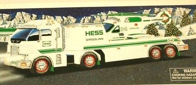 NEW HESS 2006 Truck and Helicopter Collectible Large Scale NO BATTERIES