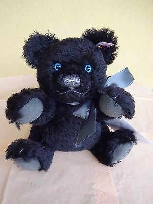 STEIFF BLACK JACKIE *681110*2007 Special North American Family Tour*limit.*Zert.
