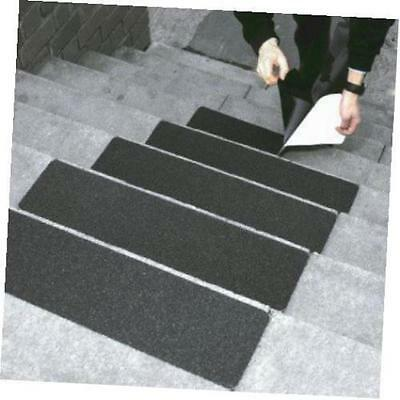 """Lot of 4-Strips Anti Slip Safety Grip Tape 6"""" x 24"""" Non Skid Tread Stair Step-US"""