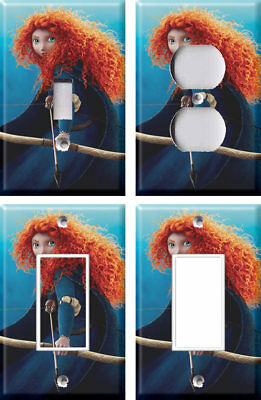 Disney Brave 1 - Light Switch Covers Home Decor Outlet