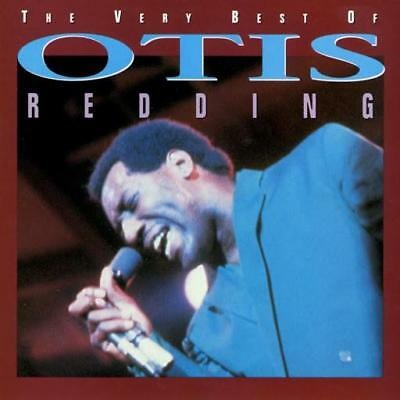 OTIS REDDING - The Very Best of (CD 1992) USA First Edition EXC Greatest Hits
