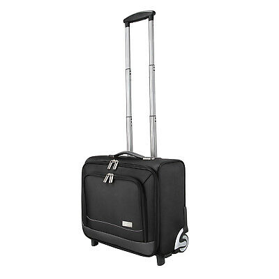 16inch 2Wheels Travel Carry On Luggage Laptop Trolley Bag Universal Business Bag