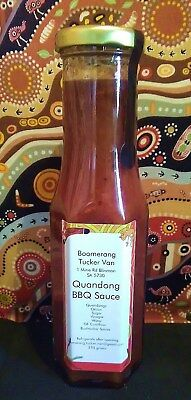 QUANDONG BBQ SAUCE, great presents, very very tasty for the Aussie BBQ!