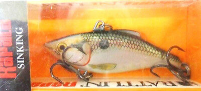 Rapala Rattlin' Rapala, 50mm, Shad, Bass Bream Tailor Flathead Lure