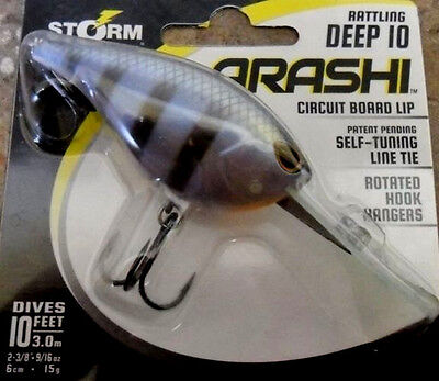 Storm Arashi Deep 10 – Bluegill  - Bass Cod Perch Fishing Lure