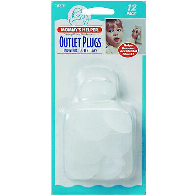 Outlet Plug Safety Cover Electric Baby Child Proof Guard Shock Protector 12 Pack