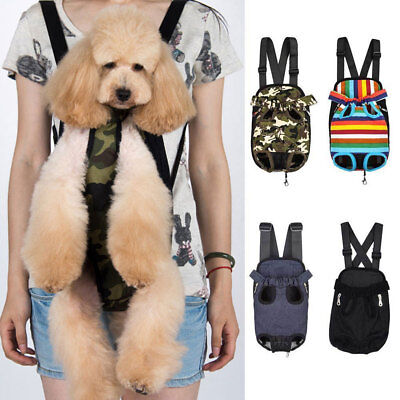 Dog Cat Pet Puppy Travel Carry Backpack Front Tote Carrier Shoulder Sling Bag