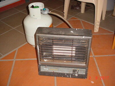 Rinnai Cosyglow 650 LPG Gas Heater    Pick up Melbourne