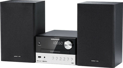 Grundig CMS 1050 BT DAB+ Micro Stereoanlage UKW DAB+ CD-Player USB Bluetooth