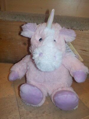 Unicorn Intelex Warmies Microwavable Lavender Scented Soft Toy