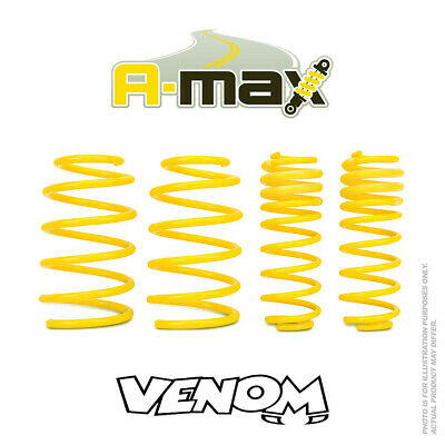 A-Max 35mm Sports Suspension Lowering Springs Kit Lexus IS200 (99-)