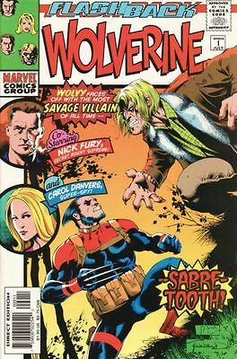 Wolverine #-1  Minus Vol.2 Vf/nm