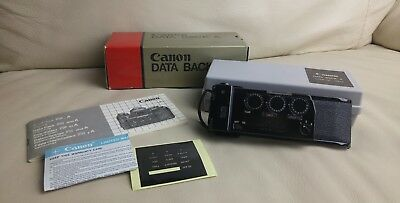 Canon Data Back A ~ F-001