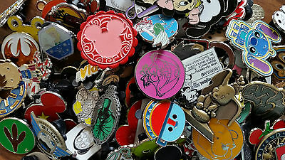 Disney trading pin lot 75 booster Hidden Mickey princess Minnie many more