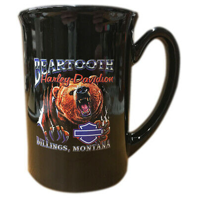 Beartooth Harley-Davidson® Dealer Custom Mug - CMCUS64-PB3