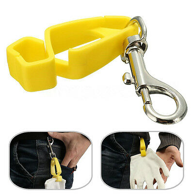 Glove Protect Clip Holder Hanger Attach Gloves Towels Glasses Helmets New WCL
