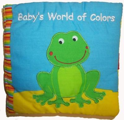NEW Baby's World of Colors By Catherine Hellier Not Supplied By Publisher