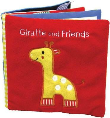 NEW Giraffe and Friends By  Rettore Not Supplied By Publisher Free Shipping