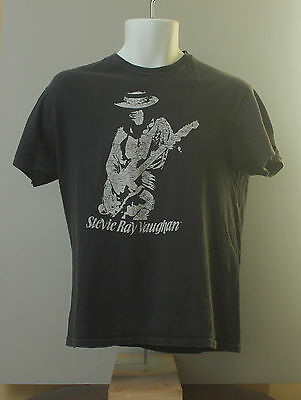 1981 Stevie Ray Vaughan and Double Trouble First Promo Shirt, Excessively Rare!