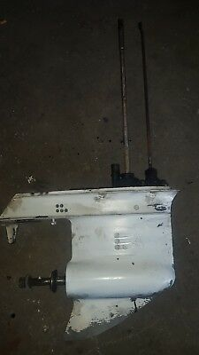40hp 48hp 50hp 55hp 60hp johnson evinrude outboard motor gearbox