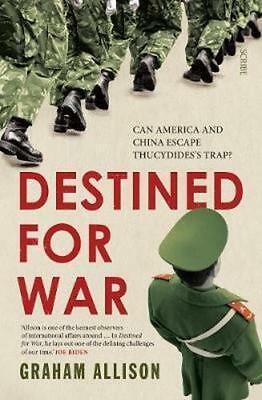 NEW Destined for War By Graham Allison Paperback Free Shipping