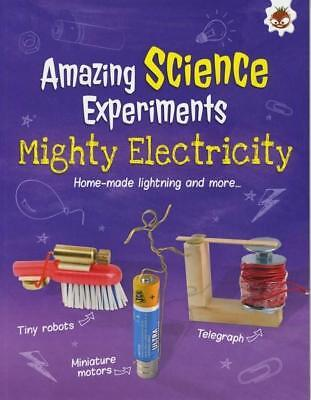NEW Mighty Electricity By Rob Ives Paperback Free Shipping