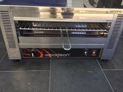 Commercial Grill / Toaster