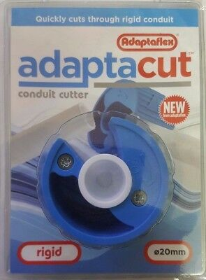 Adaptaflex Adaptacut Flexible Conduit Pipe Cutter 20mm