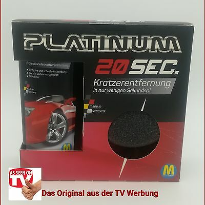 platinum 20 sec kratzerentfernung am auto lacksch den entfernen auto angebot eur 19 90. Black Bedroom Furniture Sets. Home Design Ideas
