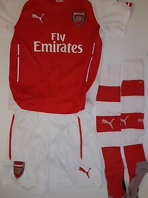 Arsenal dress