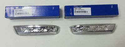 Hyundai Veracruz 2007-2012 OEM GENUINE Side Mirror Signal Lamp REPEATER 2P Set